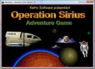 Intro Operation Sirius